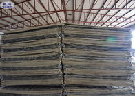 Military Geotextile Sand Filled Barriers , Hot Dipped Galvanized Hesco Type Barriers